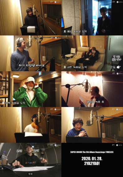 SUPER JUNIOR新专辑主打曲《2YA2YAO!》制作视频公开,ZICO参与作词作曲,引