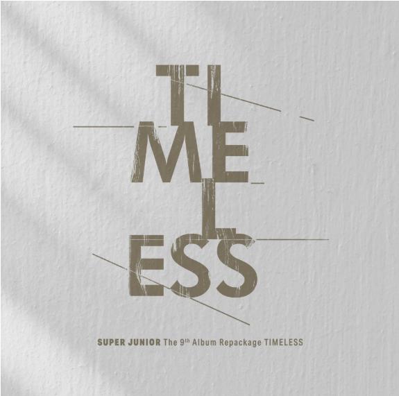 SUPER JUNIOR正规9辑后续专辑《TIMELESS》,荣登全球26个国家及地区iTunes T