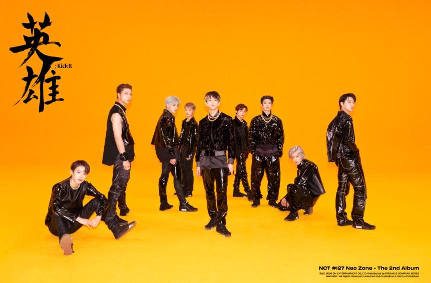 """""""K-POP英雄""""NCT 127正规2辑荣登美国""""Billboard 200""""第五位!"""