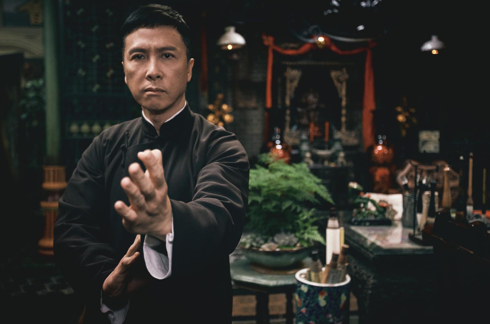 甄子丹获中美电影节最佳男主及制片人大奖 传扬中国文化打造世界级经典作品