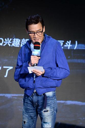 """梁家辉解读《寒战2》谈""""95年""""背景"""
