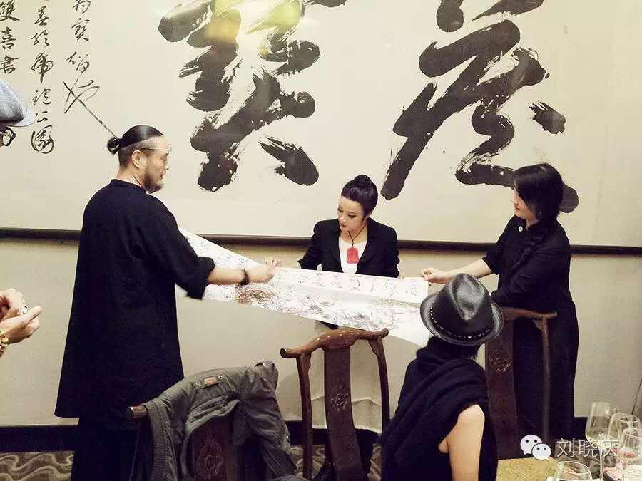 演技皇后刘晓庆再次挑战武则天大获成功