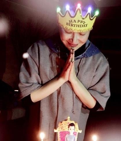 昨天1月22日是演员许晴的生日